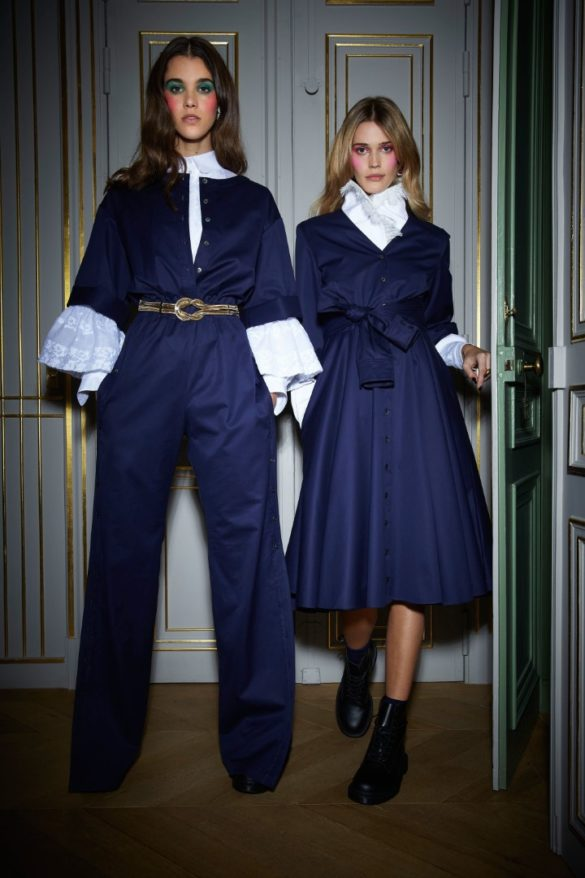 Alexis Mabille Fall 2018 Women's Ready-to-Wear Collection - Photo 10