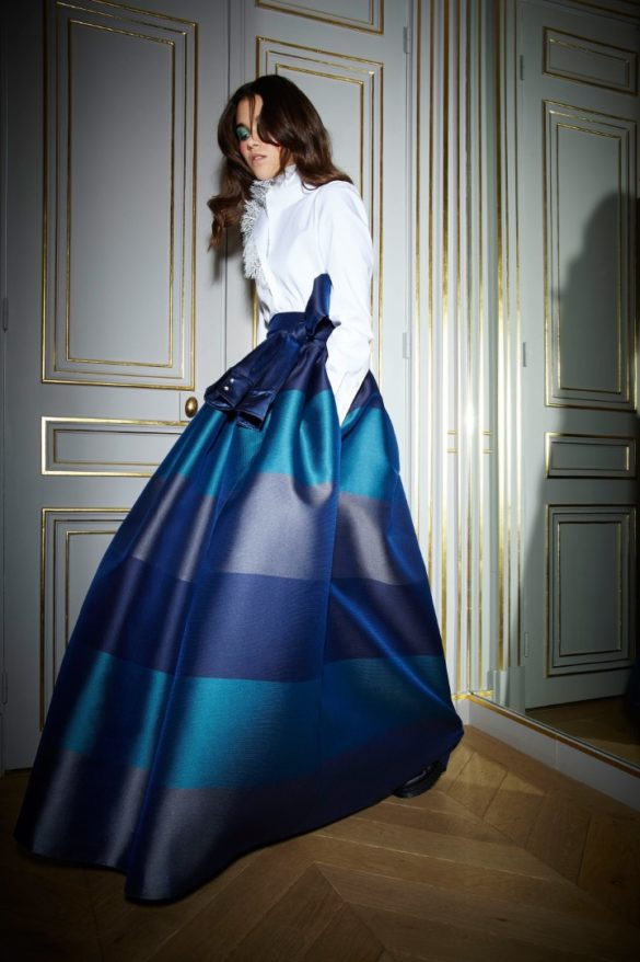 Alexis Mabille Fall 2018 Women's Ready-to-Wear Collection - Photo 9