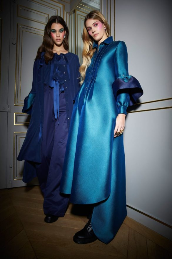 Alexis Mabille Fall 2018 Women's Ready-to-Wear Collection - Photo 8