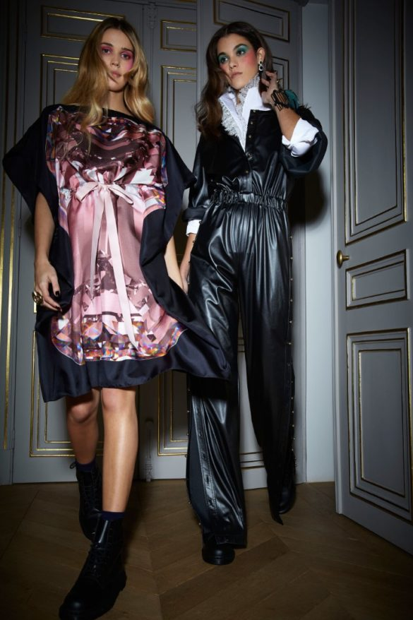 Alexis Mabille Fall 2018 Women's Ready-to-Wear Collection - Photo 5