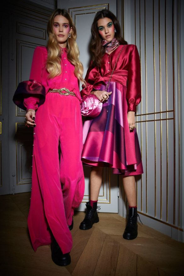 Alexis Mabille Fall 2018 Women's Ready-to-Wear Collection - Photo 4