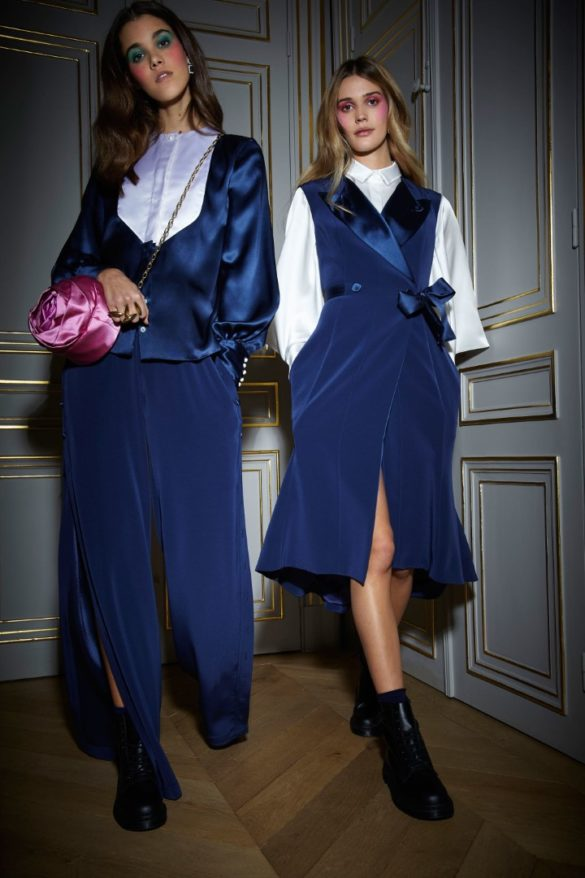Alexis Mabille Fall 2018 Women's Ready-to-Wear Collection - Photo 1