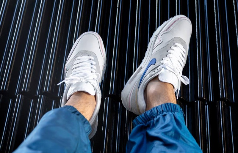 550cd12ef8 ... Nike Air Max 1 Pompidou by Day Sneakers Review 6 ...