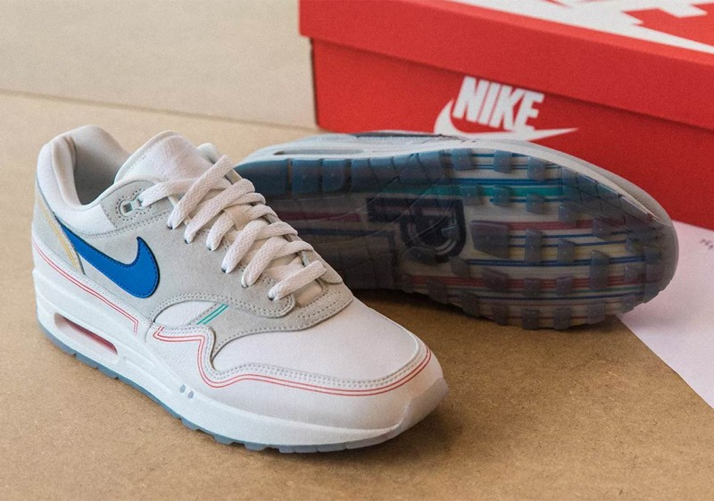 Nike Air Max 1 Pompidou by Day Sneakers Review 2