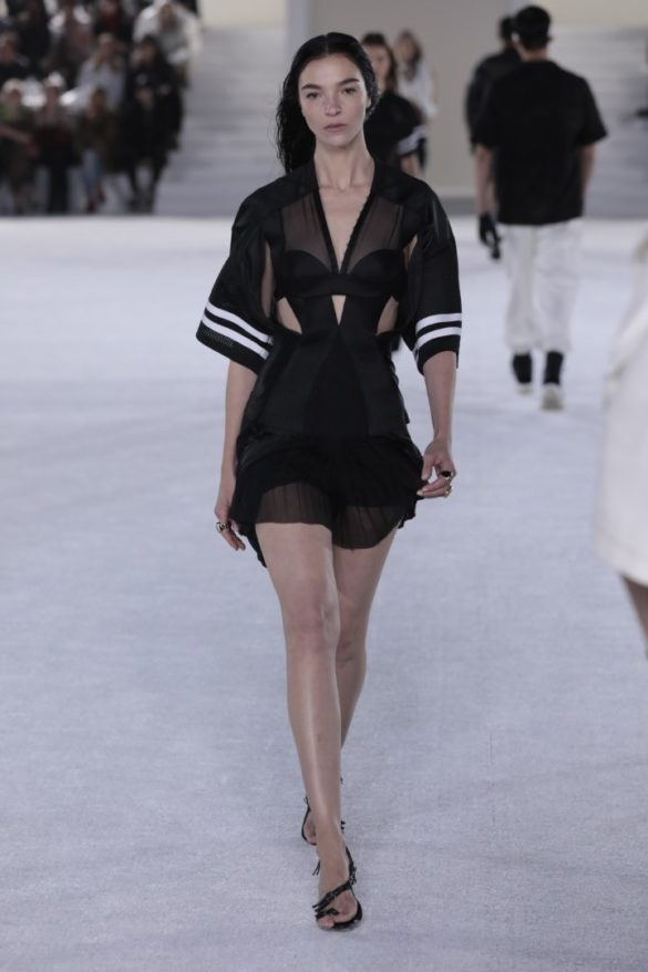 Alexander Wang Spring 2019 Ready-to-Wear Collection - New York - Photo 49