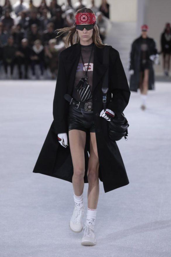 Alexander Wang Spring 2019 Ready-to-Wear Collection - New York - Photo 24