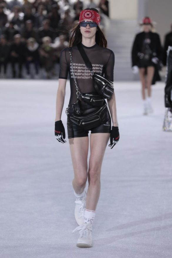 Alexander Wang Spring 2019 Ready-to-Wear Collection - New York - Photo 23