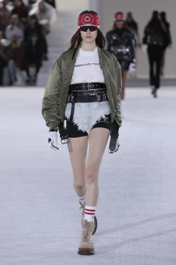 Alexander Wang Spring 2019 Ready-to-Wear Collection - New York - Photo 21