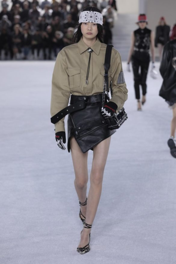Alexander Wang Spring 2019 Ready-to-Wear Collection - New York - Photo 12
