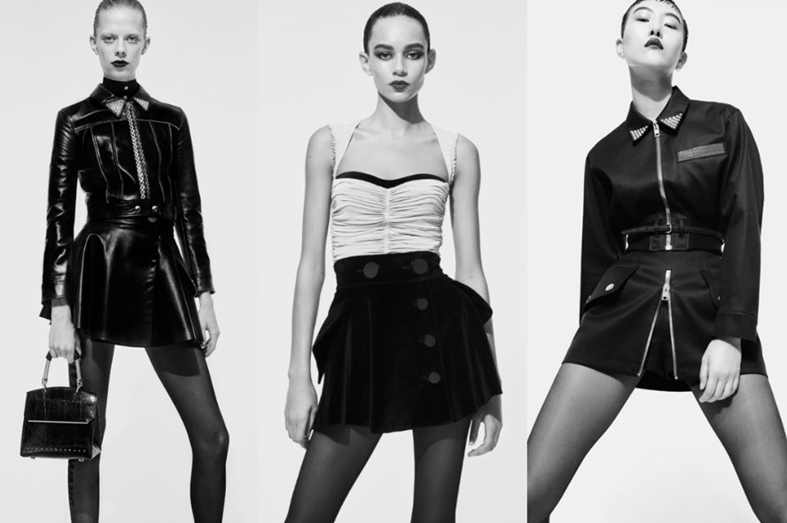 Alexander Wang Pre-Fall 2018 Women's Collection - New York - Featured Image