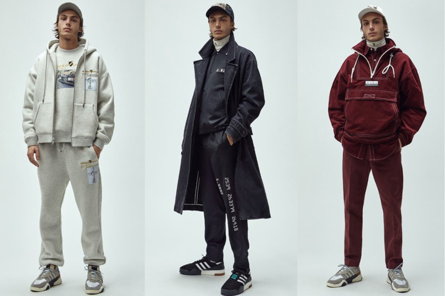 Alexander Wang Menswear Fall 2018 Collection - Featured Image