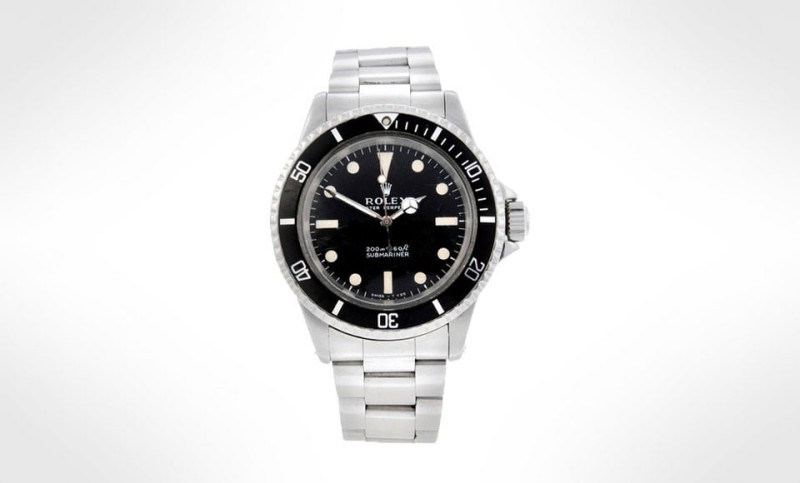 Have Your Bid at Agent 007's Last Rolex 4