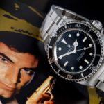 Have Your Bid at Agent 007's Last Rolex 1