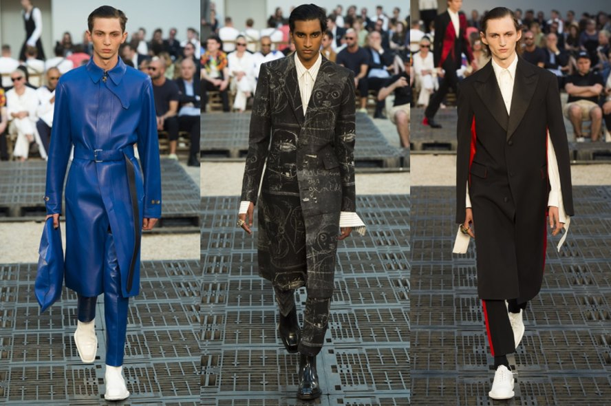 a7bf0c1ab0f4 Alexander McQueen Menswear Spring-Summer 2019 Collection - Paris - Featured  Image