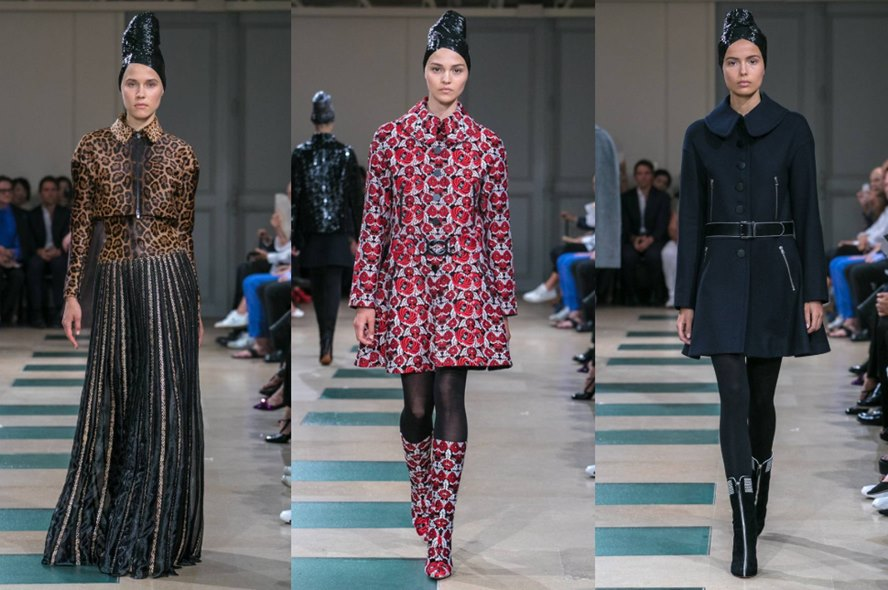 Azzedine Alaia Fall-Winter 2017 Couture Collection - Paris - Featured Image