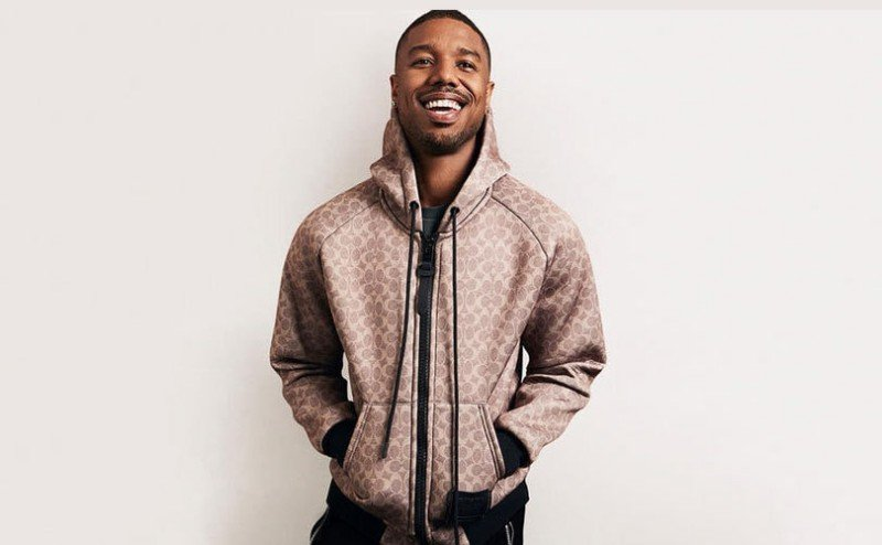 Coach Men's First Face is No Other Than Michael B. Jordan 1