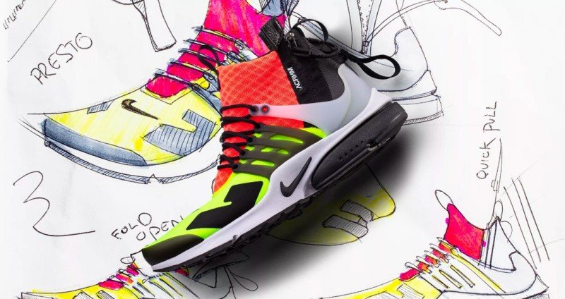 The Acronym x Nike Air Presto Mid Comes Back Two Years Later 4