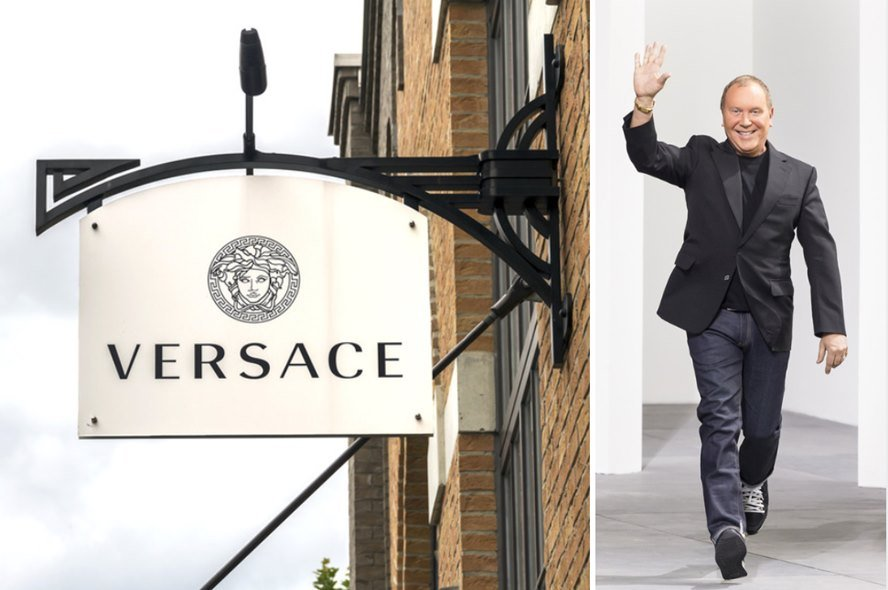 Versace Bought by Michael Kors for $2.12B - Featured Image