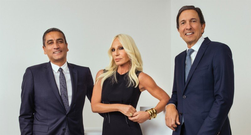 Versace Bought by Michael Kors for $2.12B 2