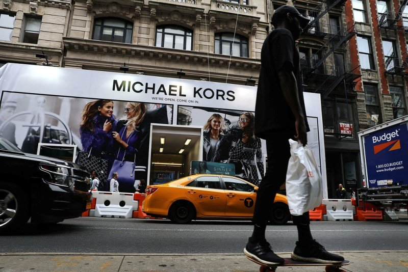 Versace Bought by Michael Kors for $2.12B 1