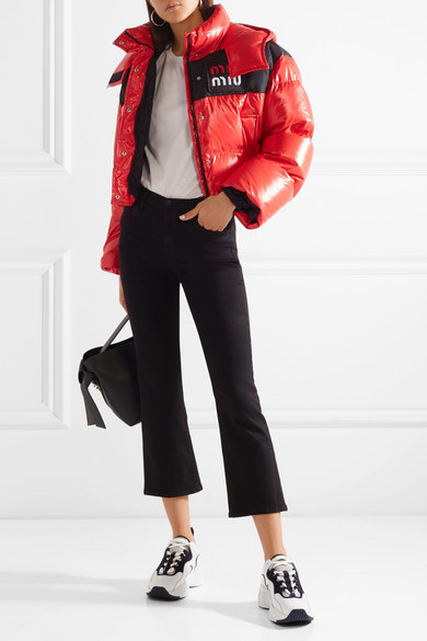 MIU-MIU-Cropped-two-tone-quilted-shell-down-jacket