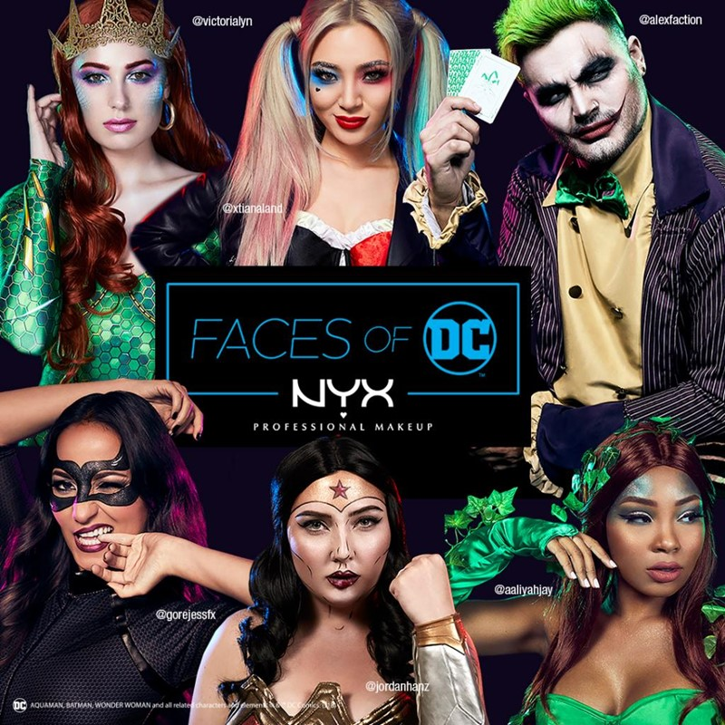 NYX-Faces-of-DC-Collection