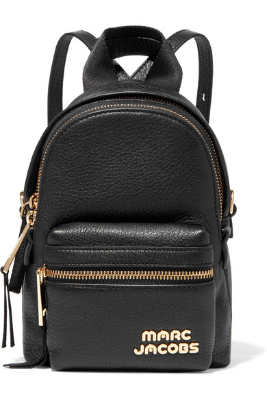 MARC-JACOBS-Micro-leather-backpack
