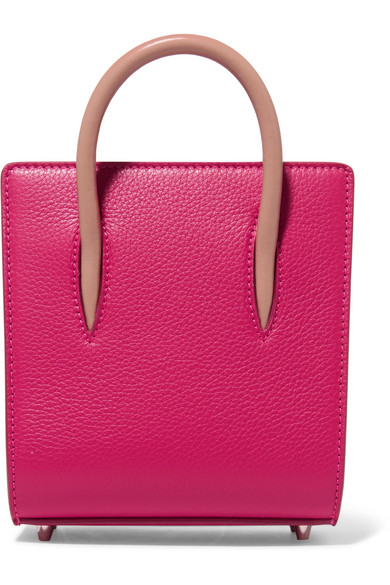 CHRISTIAN-LOUBOUTIN-Paloma-nano-spiked-textured-leather-tote
