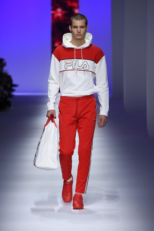 Fila Spring Summer 2019 Ready-to-Wear Collection