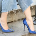 Remember-This-Manolo-Blahnik-Re-Releases-Carrie-Bradshaw's-Blue-Heels-Featured-Image