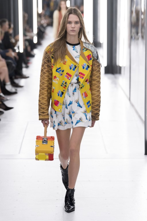8b746c07c3 Louis Vuitton Spring Summer 2019 Ready-to-Wear Women's Collection