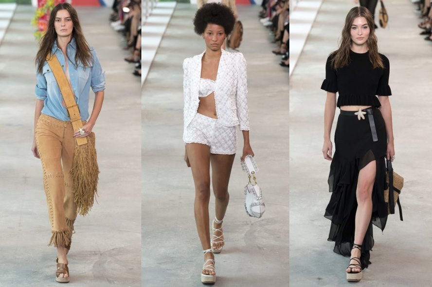 1e2e80cbcb06 Michael Kors Spring Summer 2019 Ready-to-Wear Collection - New York