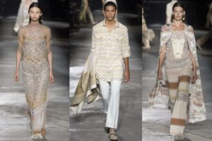 Missoni Spring Summer 2019 Ready-to-Wear Collection - Milan