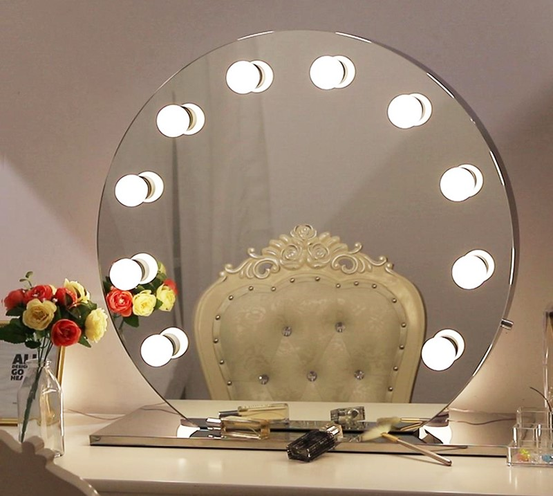 Chende-Hollywood-Makeup-Vanity-Mirror-with-Light-Tabletops