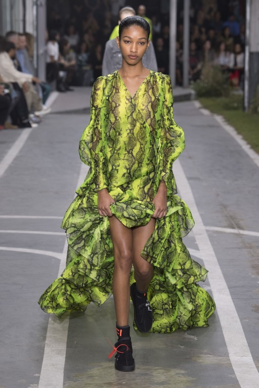 Off-White Spring Summer 2019 Ready-to-Wear Collection – Paris