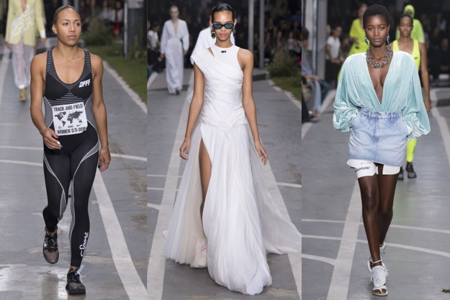 Off White Spring Summer 2019 Ready To Wear Collection Paris