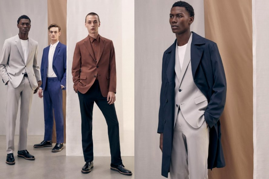 Theory Spring Summer 2019 Menswear Collection New York