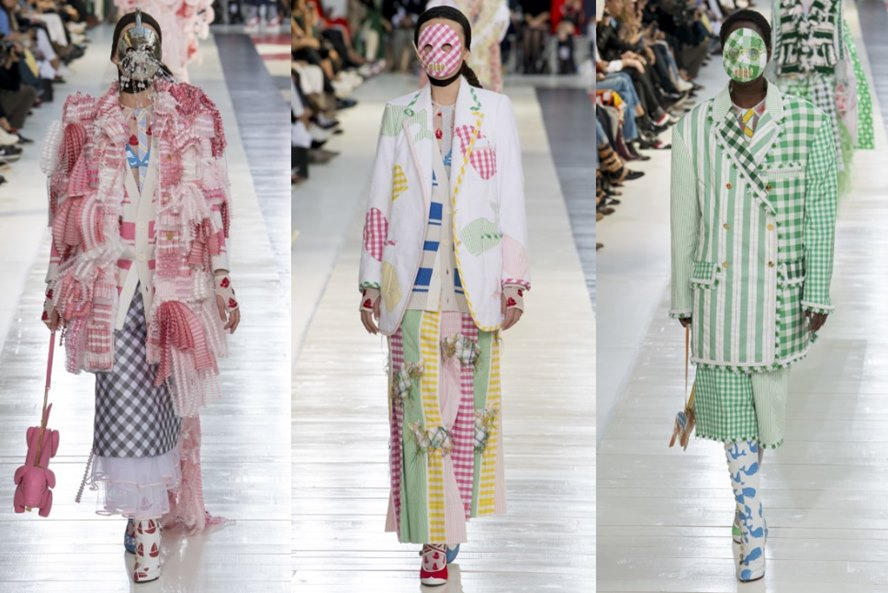 Thom Browne Spring Summer 2019 Ready To Wear Collection Paris