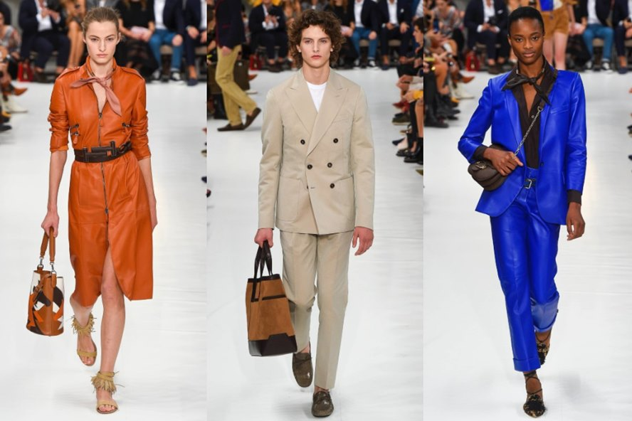 e72046509c Tod's had arguably one of the most luxurious shows this season. While it  wasn't the scintillating fashion revolution that the fashion sphere was  familiar ...