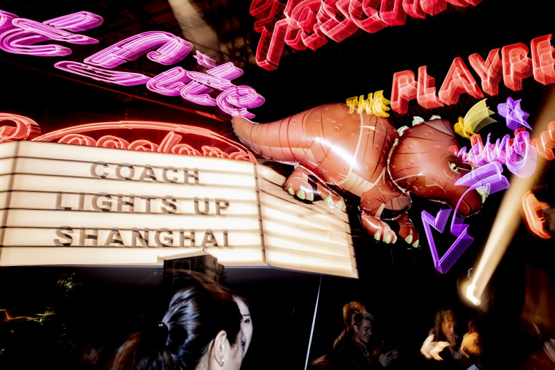 Coach-Did-Not-Hold-Back-With-Retro-In-Shanghai-1