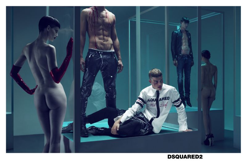 Award-Winning-Photographer-Couple-Mert-Marcus-Collaborates-With-Dsquared2-9