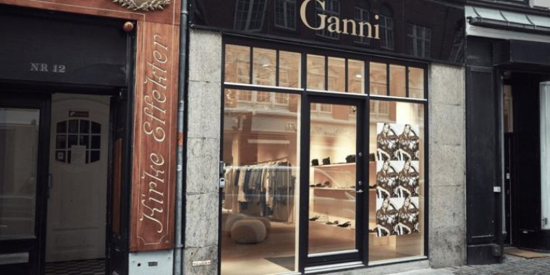 a7be69fa Danish Fashion Brand Ganni to Open First UK Store in London's Soho