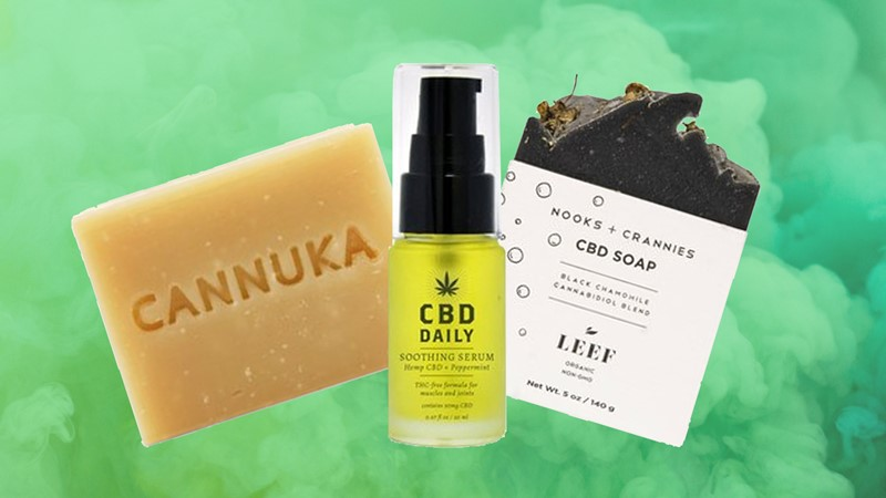 CBD-on-Skincare-Products